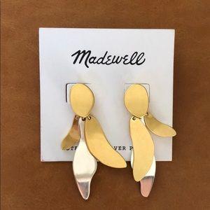 NWT Madewell earrings